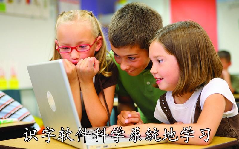 识字软件科学系统地学习