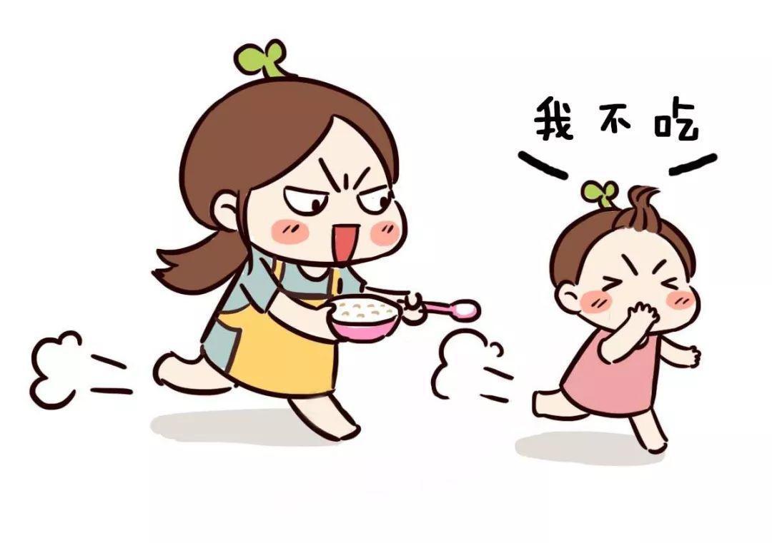 千万别在孩子吃饭的时候给他看动画