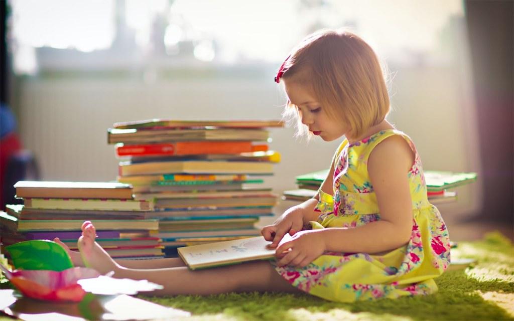学龄前儿童识字只能依靠父母监督?最理想的状态是培养孩子的自觉性