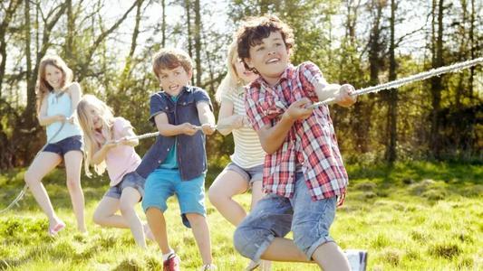 培养孩子阳光开朗