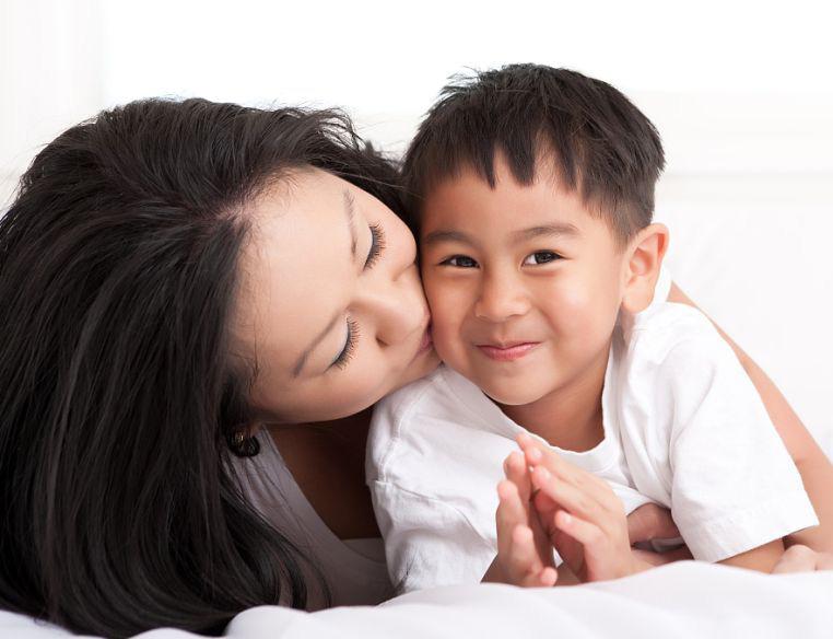 和孩子做这样有趣的汉字对话,保管他专心致志听你讲话