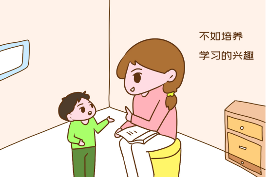 越早教宝宝识字,将来成绩越差