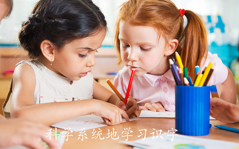 科学系统地学习识字