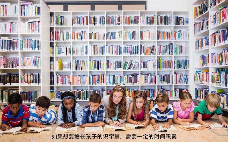 刚步入小学的孩子怎么提高识字量?在阅读的时候应该这样做!