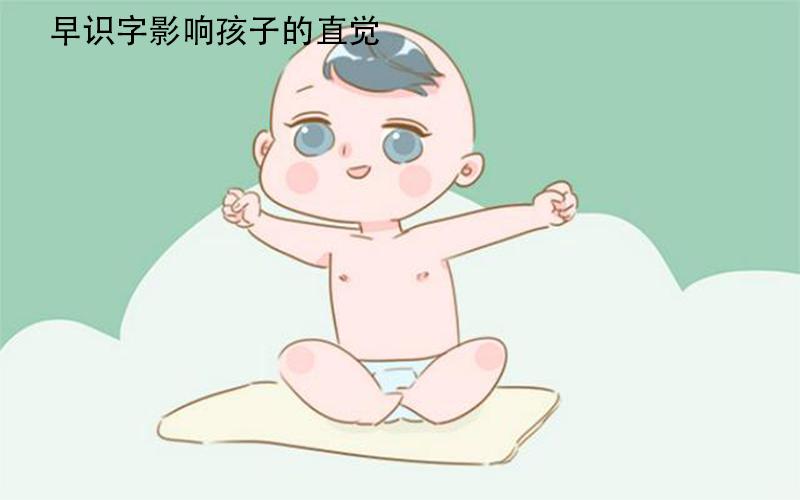 宝宝过早识字是好还是坏,看看这几点,和你想的一样吗?