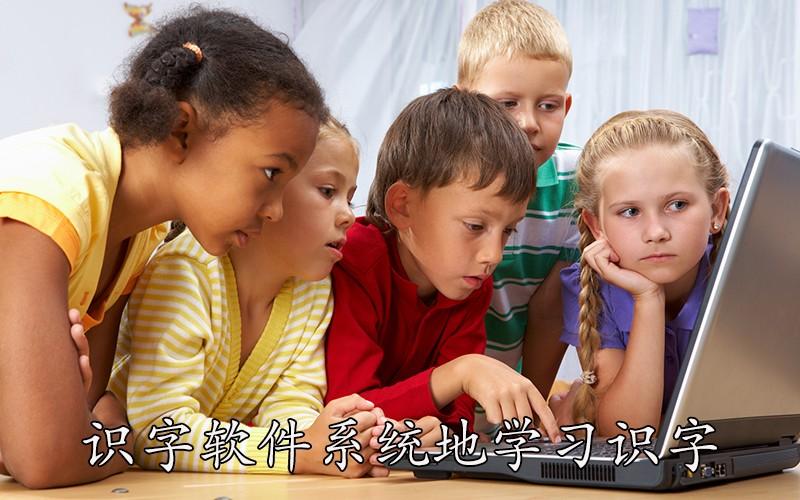 识字软件系统地学习识字