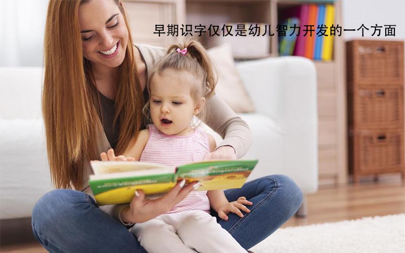 教幼儿识字能极大地增强幼儿的记忆力、观察力!