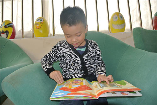 这样教儿童认字,轻松进行自主阅读