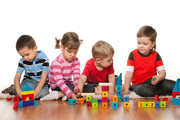 利用游戏训练幼儿的思维能力